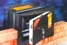 burg w chter ijzerwaren penneman bbva. Black Bedroom Furniture Sets. Home Design Ideas