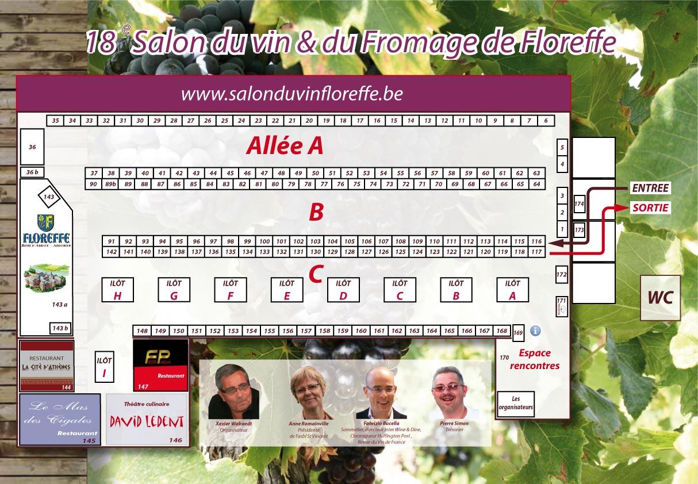 19 me salon saint vincent du vin floreffe - Floreffe salon du vin ...
