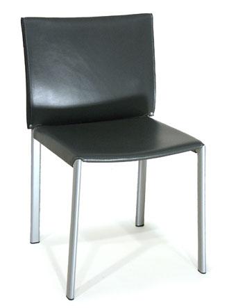Moderne metalen stoelen designstoelen in metaal en kunststof atelier tack - Moderne stoelen ...